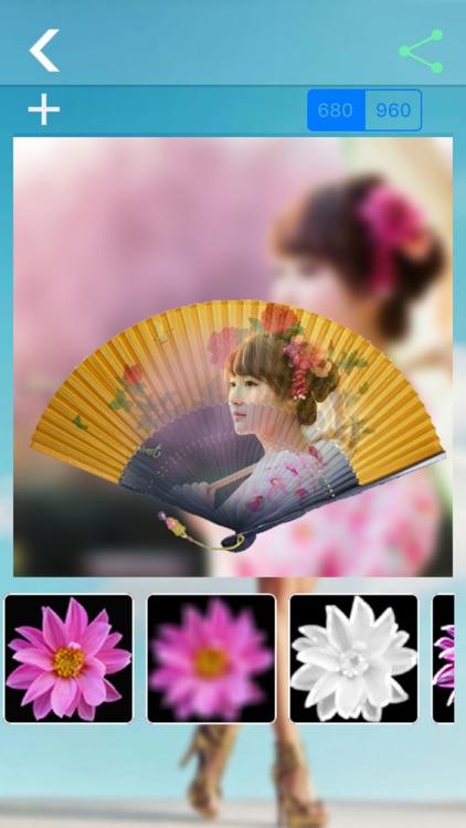 Picture in Pic Camera Editor