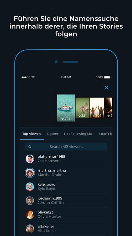 Reports+ für Instagram screenshot-3