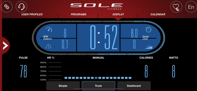 SOLE Fitness App on the App Store