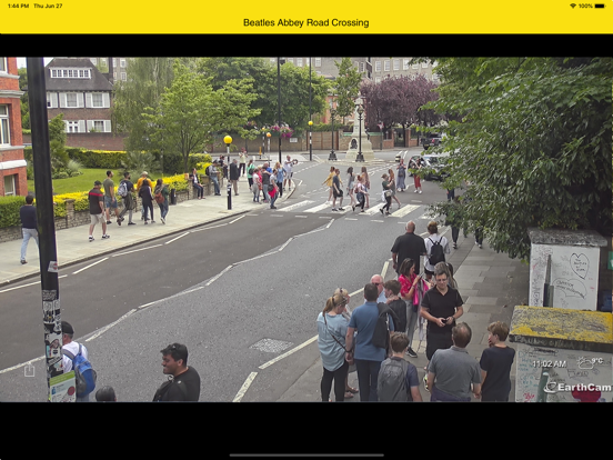 Abbey Road Studios Cam-ipad-0