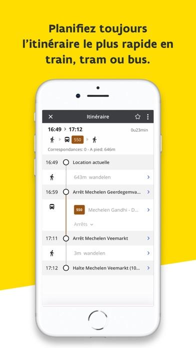 Screenshot for De Lijn in France App Store