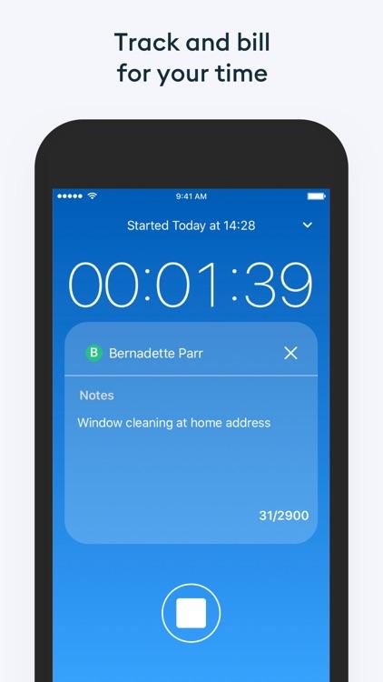 Invoice2go Easy Invoice Maker screenshot-6