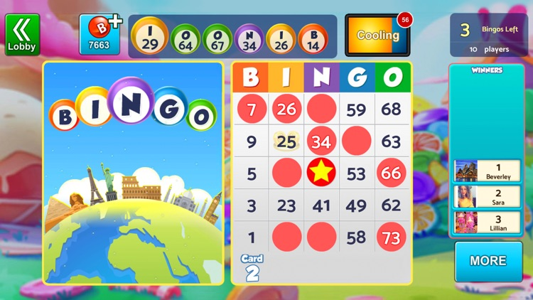 Bingo Bash: Live Bingo & Slots screenshot-3