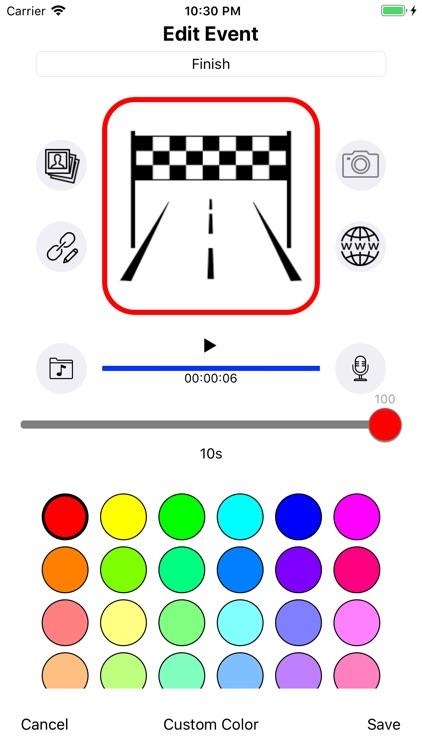 Colored Timer Pro screenshot-5