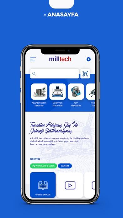 Milltechلقطة شاشة3