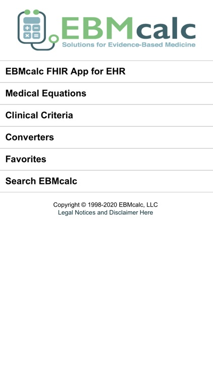EBMcalc Kidney