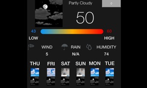 Instant NOAA Weather Forecast