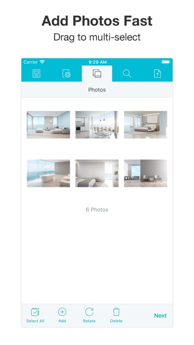 Screenshot for PDF Photos in Finland App Store