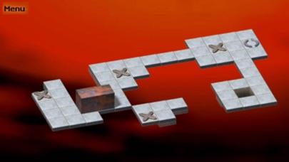 Roll Block Bloxorz HD screenshot two