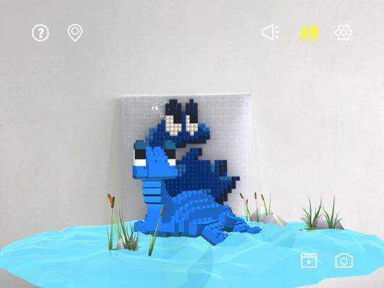像素恐龙AR screenshot 7