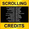 Scrolling Credits - iPhoneアプリ