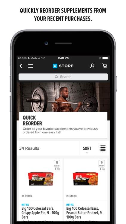 Bodybuilding.com Store screenshot-3