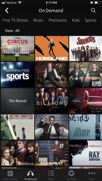 TV Online: Atlantic Broadband screenshot-8
