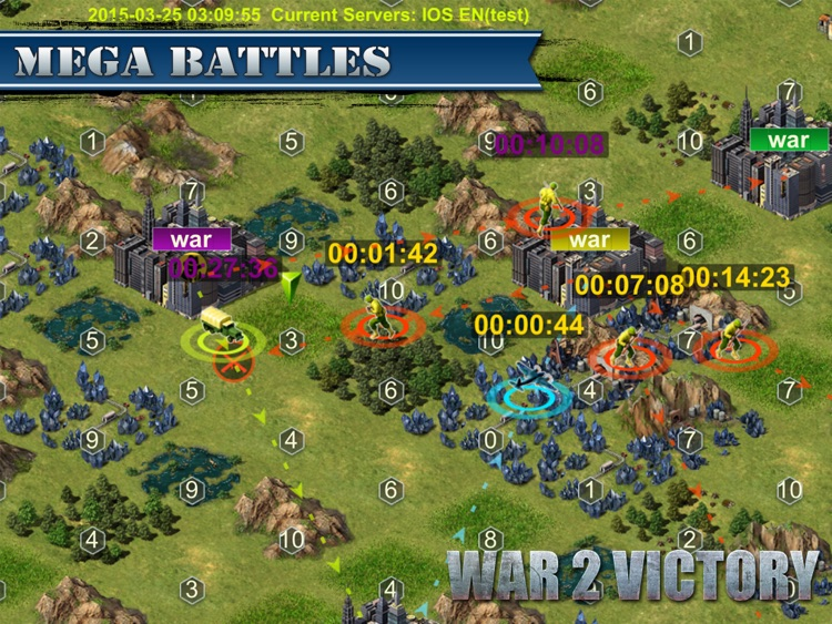 War 2 Victory HD screenshot-2