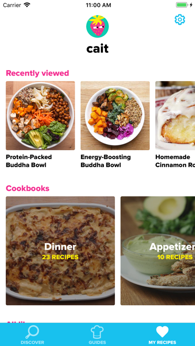 Screenshot for Tasty in Germany App Store