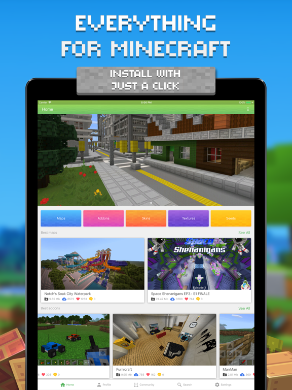 Master craft for Minecraft PE screenshot