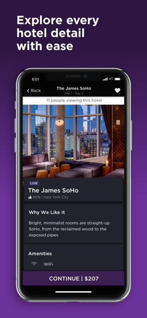 HotelTonight - Hotel Deals on the App Store
