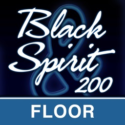 Black Spirit 200 Floor Remote