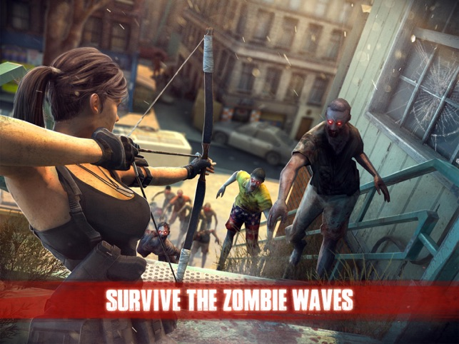 Zombie Frontier 3: Sniper FPS on the App Store