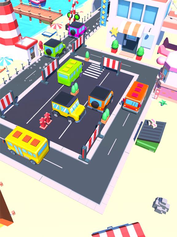 Car Jam 3D screenshot 11