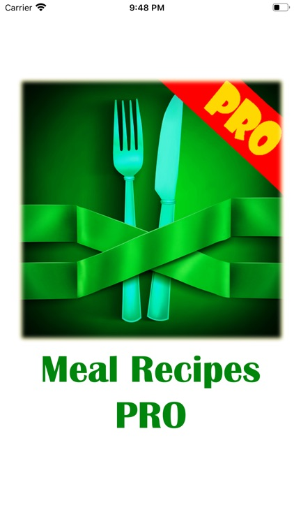 Meal Recipes PRO