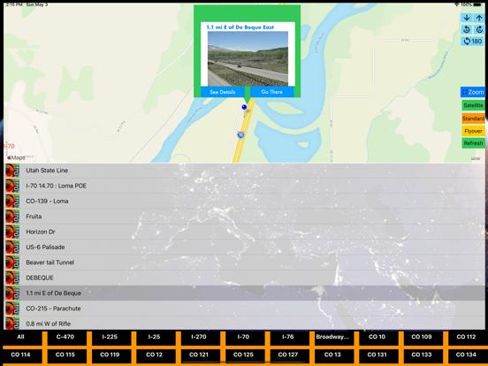 Traffic Cameras Colorado Lite screenshot 11