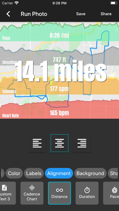 Run Photo - for Garmin, Stravaのおすすめ画像7