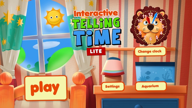 Interactive Telling Time screenshot-0