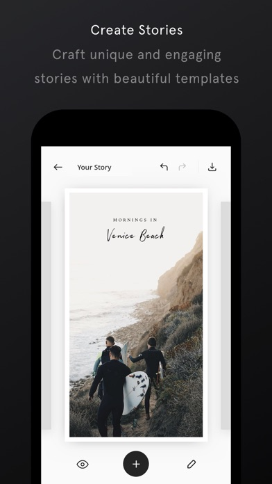 download Unfold — Editor de Historias apps 3