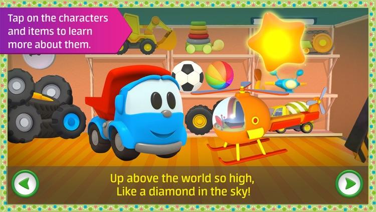 Leo the Truck Songs & Cartoons screenshot-4