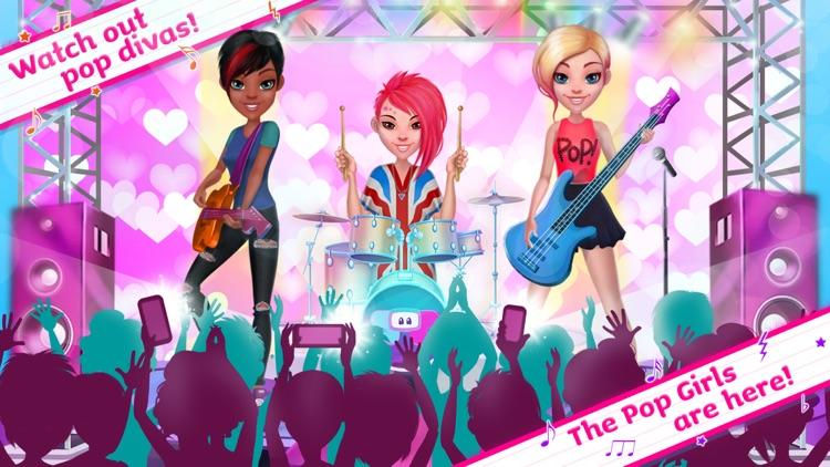 Pop Girls - High School Band