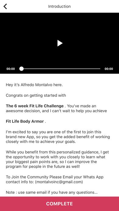 Fit Life Bootcamp screenshot 3