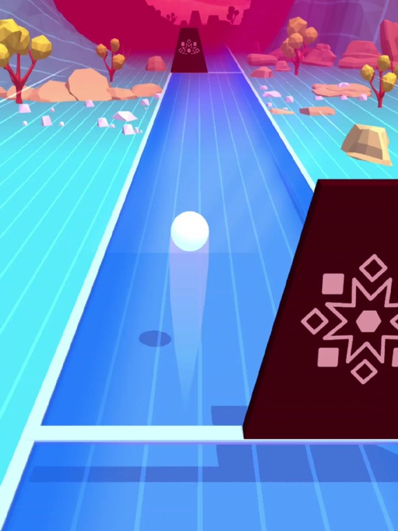 Rhythm Ball 3D screenshot 8