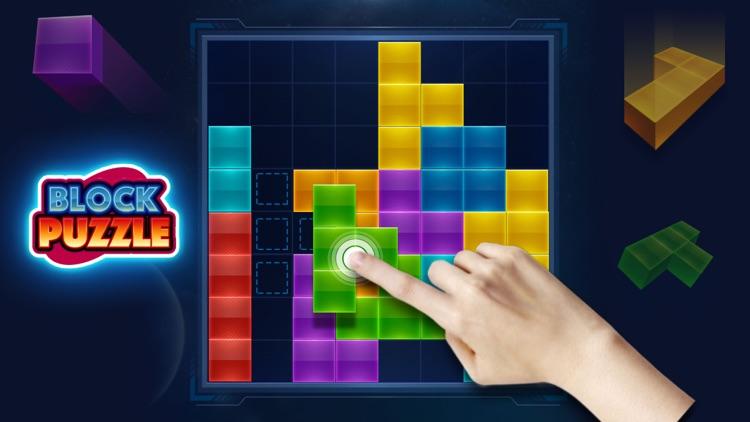 Puzzle Game Blast screenshot-5