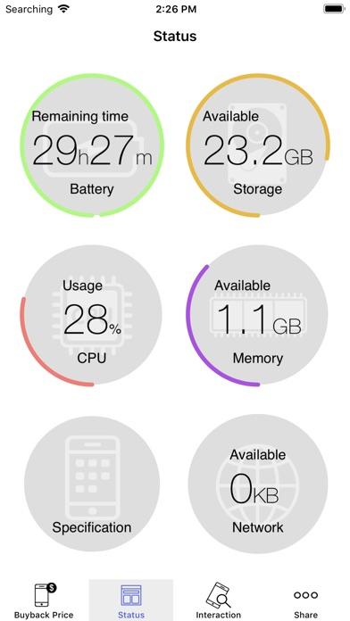 Screenshot for Phone Doctor Plus in Viet Nam App Store