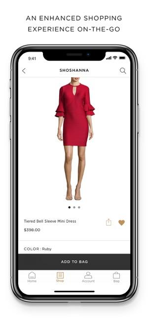 ebbbc67cf7ca Saks Fifth Avenue on the App Store