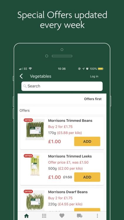 Morrisons Groceries. screenshot-3