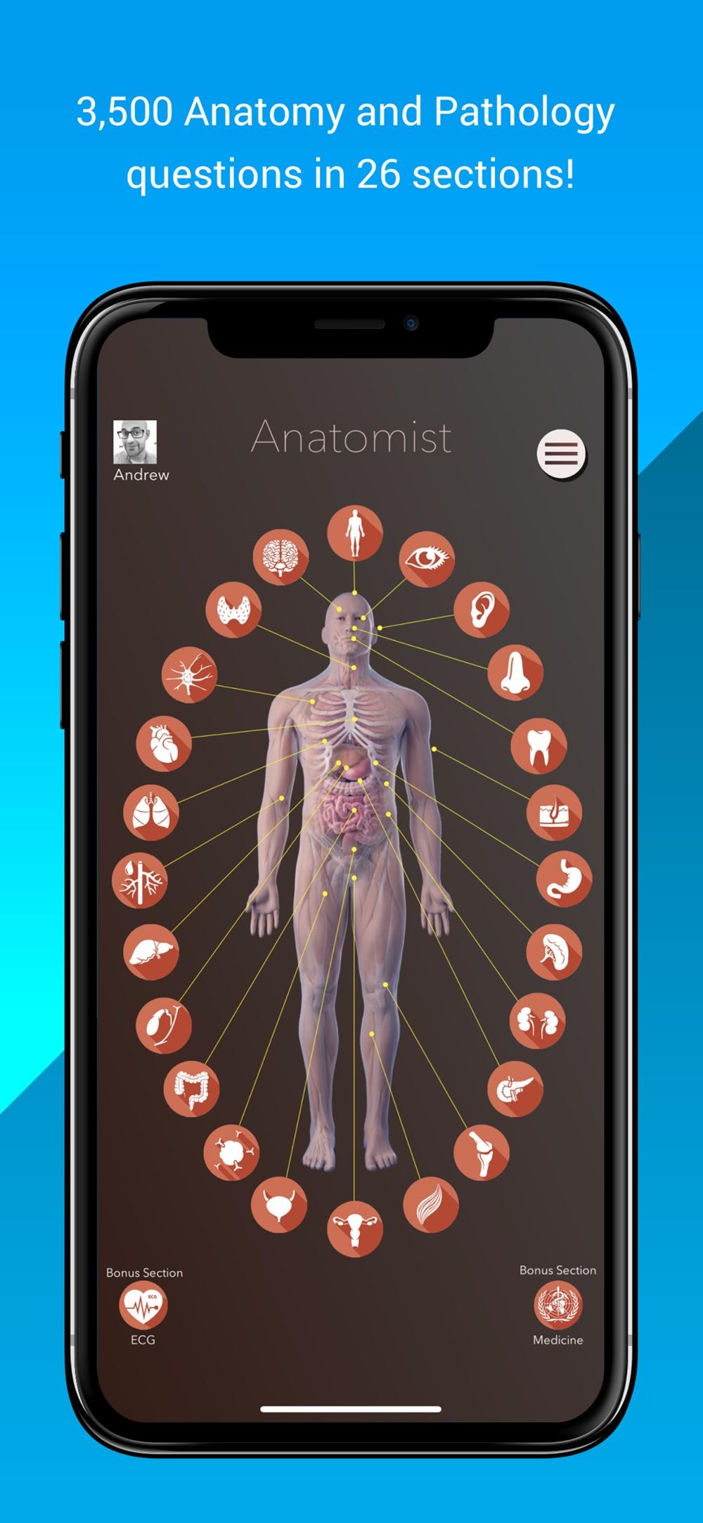 Anatomist – Anatomy Quiz Game Cheat Codes