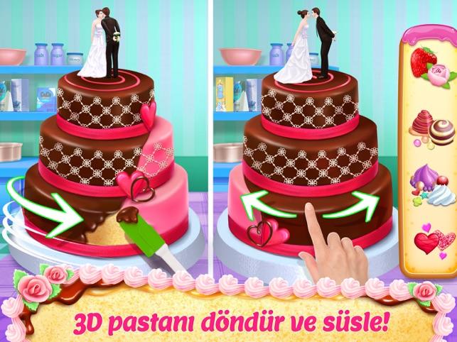Gercek Kek Yapicisi 3b Pastane App Store Da