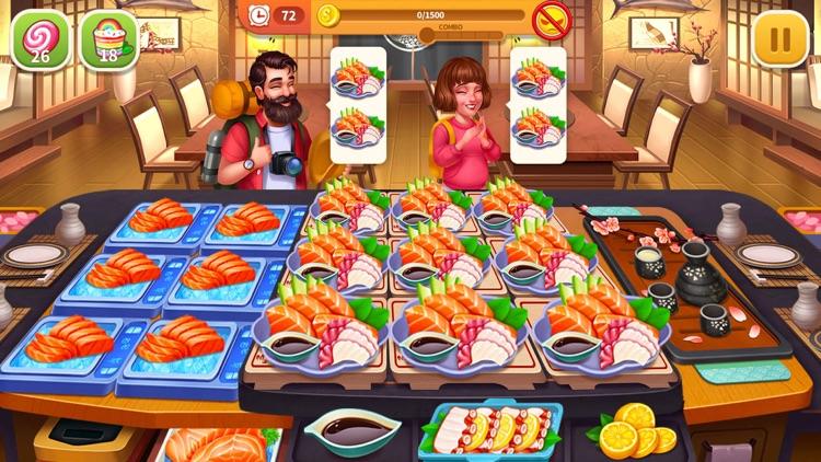 Cooking Hot Cooking Games screenshot-7