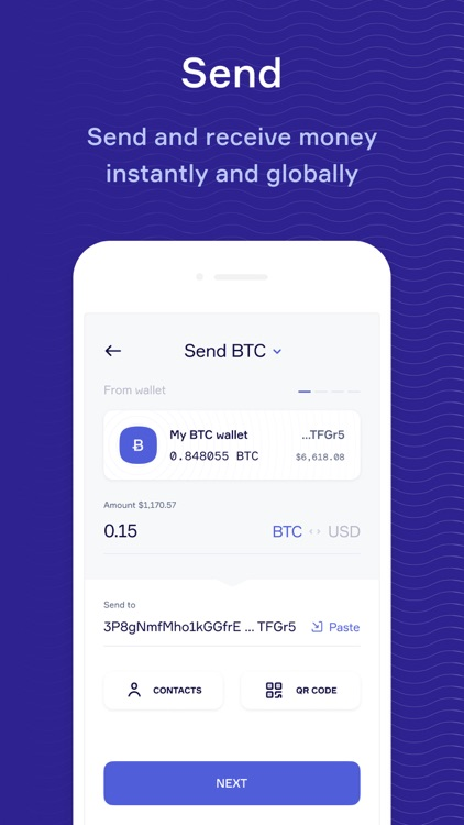PlasmaPay - DeFi Crypto Wallet screenshot-3