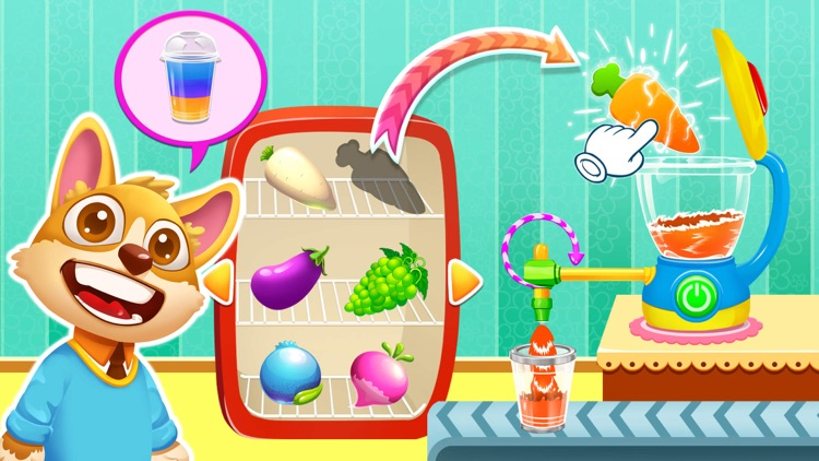 Learn shapes and colors game screenshot-3