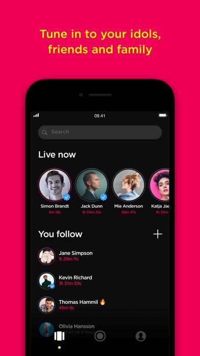 Popout Live screenshot