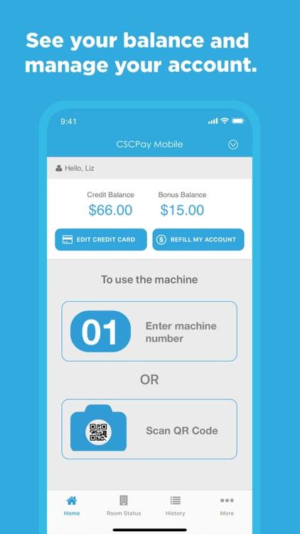 CSCPay Mobile screenshot-4