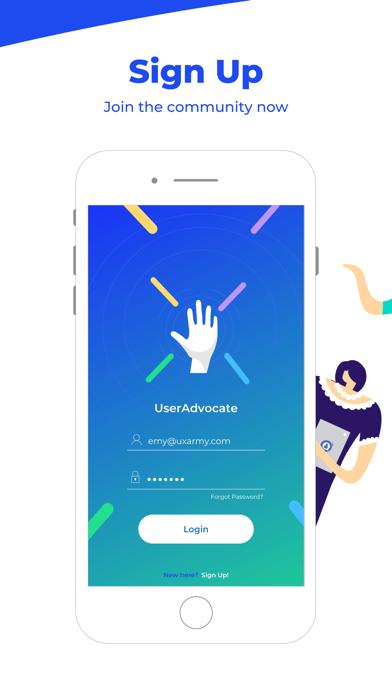 UserAdvocate by UXArmy screenshot three