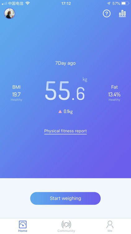 Scale Up - Body Tracking