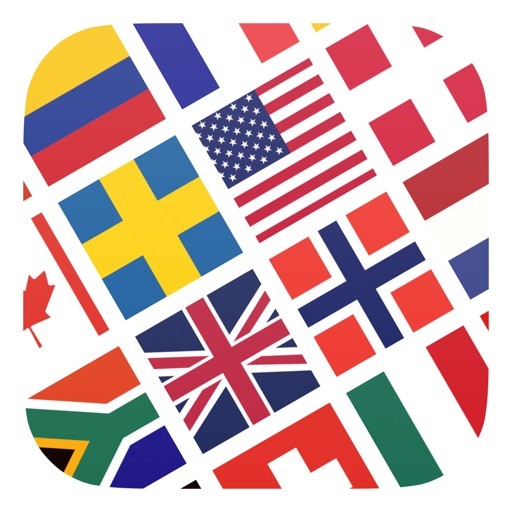 Flag Quiz - a guessing game of the world's flags