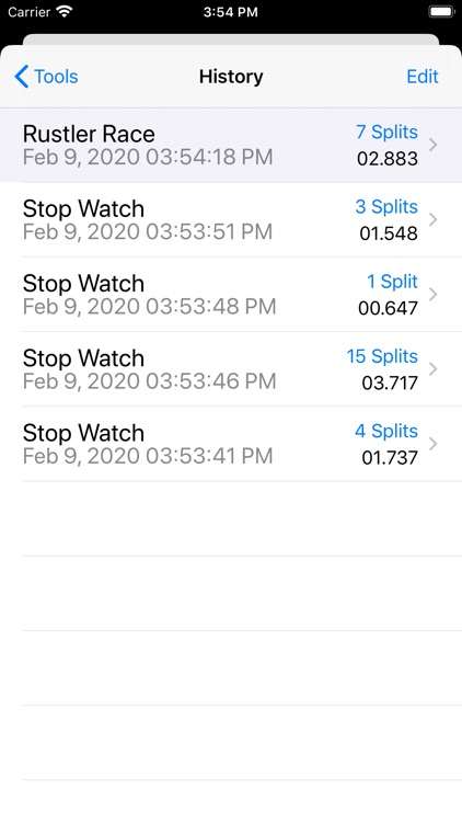 Stop Watch screenshot-2