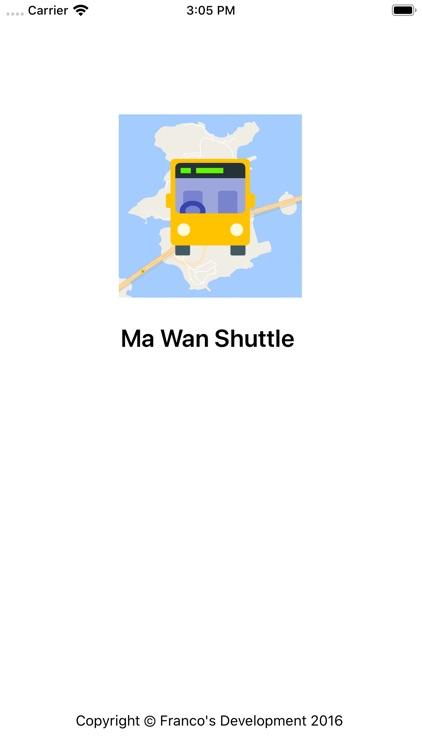 MaWan Shuttle