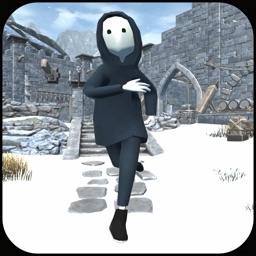 Castle Door Run - Running Game